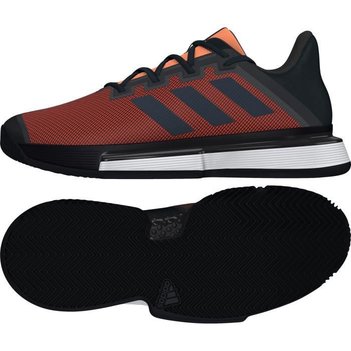 Chaussures de tennis adidas SoleMatch Bounce Clay