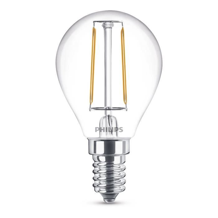 Amp Led Spherique Filament 2-25W