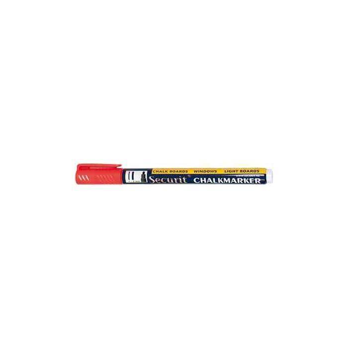 Marqueur Craie Liquide ORIGINAL SMALL Ogive 1 - 2 mm Rouge