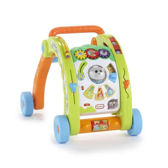 SPLASH TOYS Activity Walker Trotteur 3 en 1 Vert