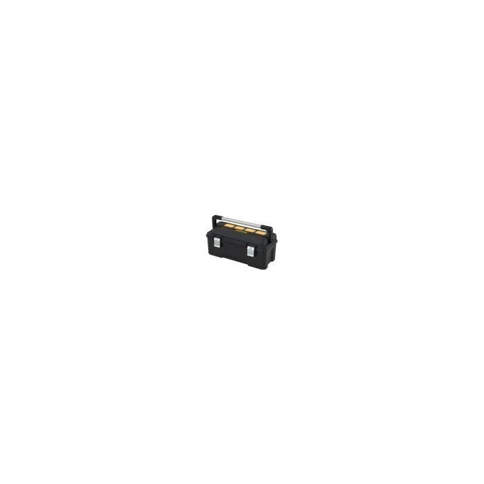 boîte a outils fatmax etanche cantilever dimensions 480 x 200 x h. 230 mm / 3 godets amovibles