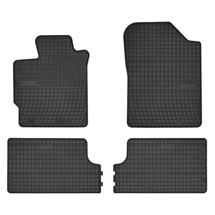 Premium voiture en caoutchouc tapis de sol pour Toyota Yaris II