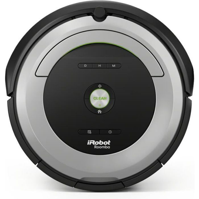 aspirateur robot irobot roomba 680 achat vente aspirateur robot cdiscount. Black Bedroom Furniture Sets. Home Design Ideas