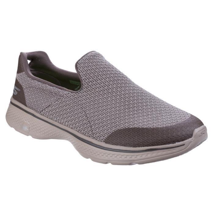 Skechers Go Walk 4 Expert Chaussures sans lacets Homme