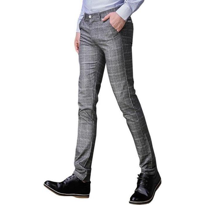 Pantalon tissu homme - Achat / Vente pas