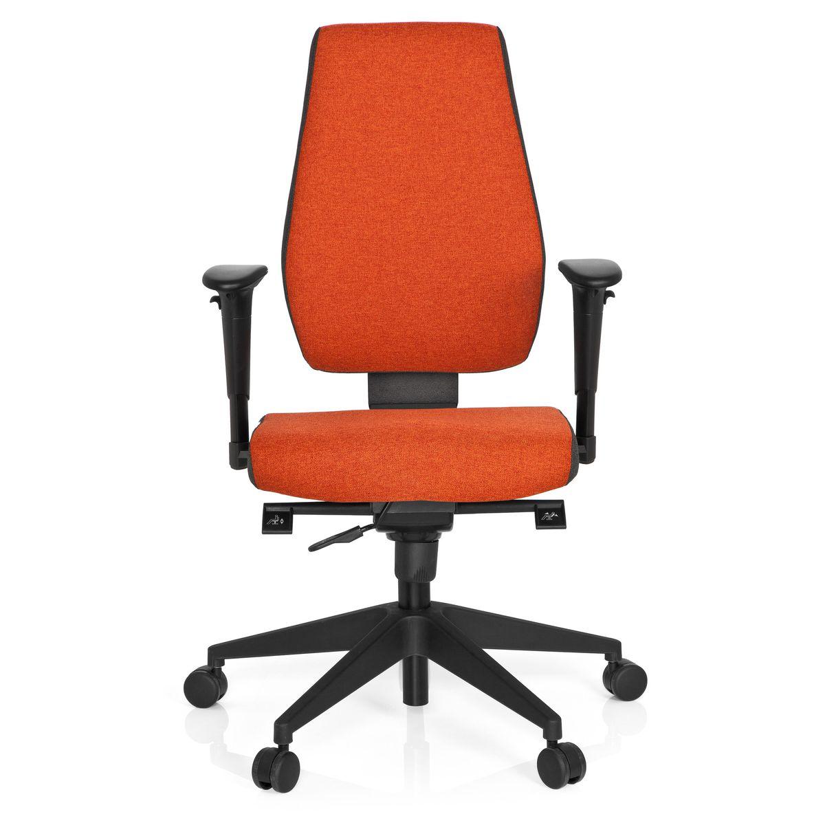 bureau pivotante de tissu hjh Chaise OFFICE Chaise 500 rouge TEC foncérouge PRO OPw0kn