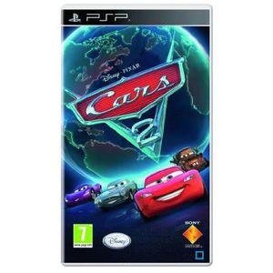 JEU PSP Cars 2 - jeu PSP