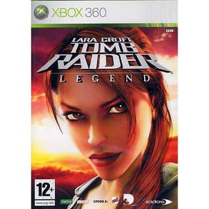 JEU XBOX 360 TOMB RAIDER LEGEND