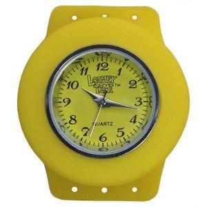 MONTRE Montre sans bracelet - Loomey Time - (Jaune citron