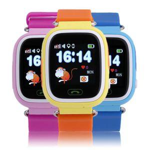 MONTRE OUTDOOR - MONTRE MARINE Q90 GPS Téléphone Positionnement De Mode Enfants M