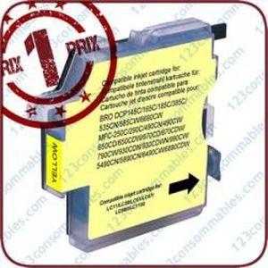 CARTOUCHE IMPRIMANTE Cartouche compatible Brother LC 980 / LC 985 / LC