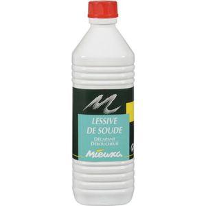 LESSIVE Lessive de potassium (soude) 1L