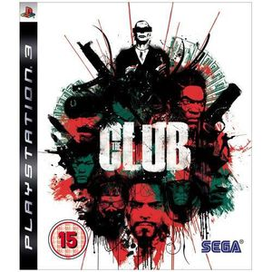 JEU PS3 The Club (Playstation 3) [UK IMPORT]