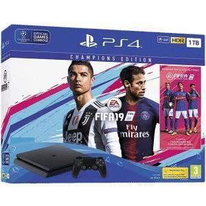 CONSOLE PS4 ps4 slim 1to+fifa19
