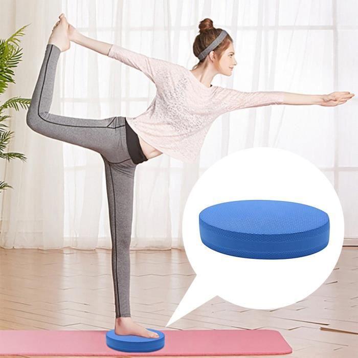 Balance Mat Yoga Stability Training Fitness Exercise Stable Exercise Cushion miettelove 5892 yyllyy