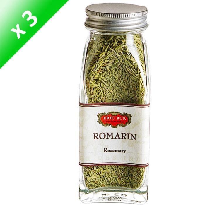 [LOT DE 3] ERIC BUR Romarin - 30 g