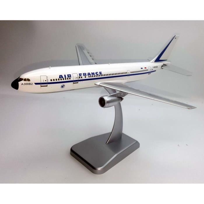 Maquette Avion AIR FRANCE AIRBUS A300-B2 au 1/200
