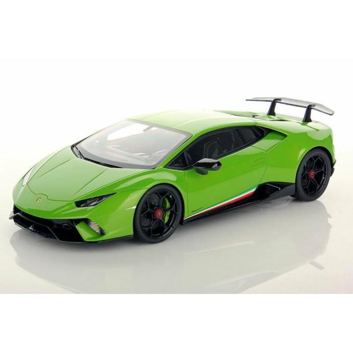 Miniatures montées - Lamborghini Huracan Performante 1/18 Maisto