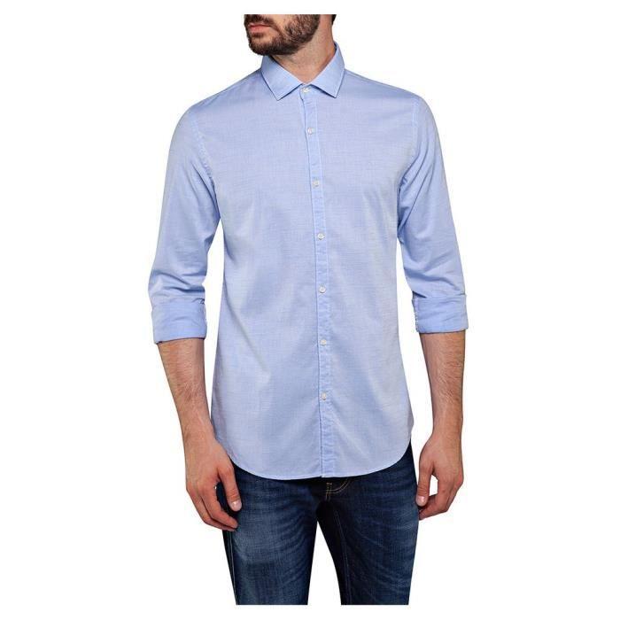 Vêtements Homme Chemises Replay M4028 Shirt