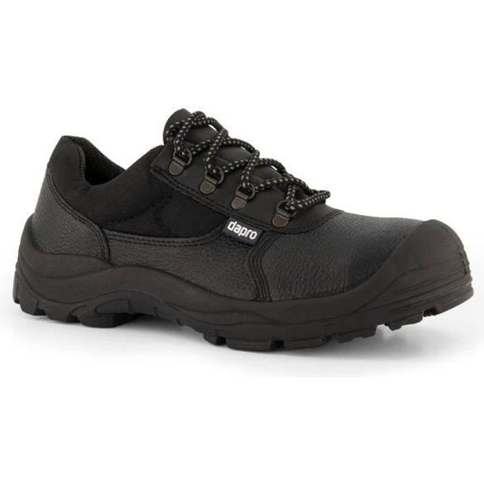 Dapro Baron S3 C Chaussures de sécurité - Noir - Ebout de protection en acier