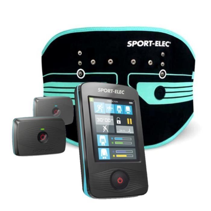 Maxibelt 2m free action Sport-Elec Electrostimulation