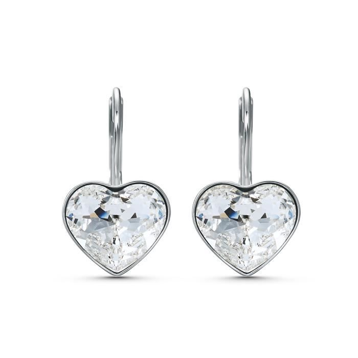 Boucle D Oreille - SWAROVSKI - Boucles d'oreilles Swarovski Bella Heart