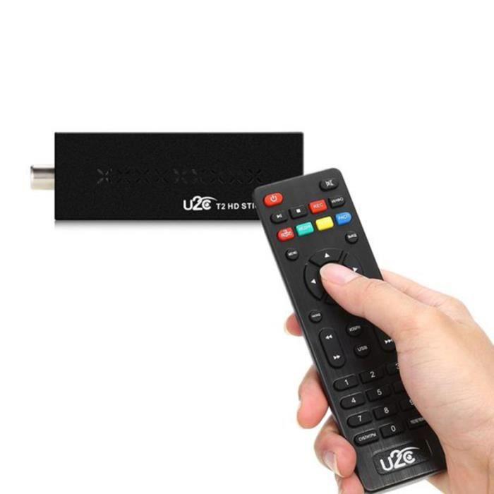TV Stick DVB-T2 1080P HD Récepteur Streaming puissant Firestick HMI VOB MP3 WMA USB PASSERELLE MULTIMEDIA - LECTEUR MULTIMEDIA