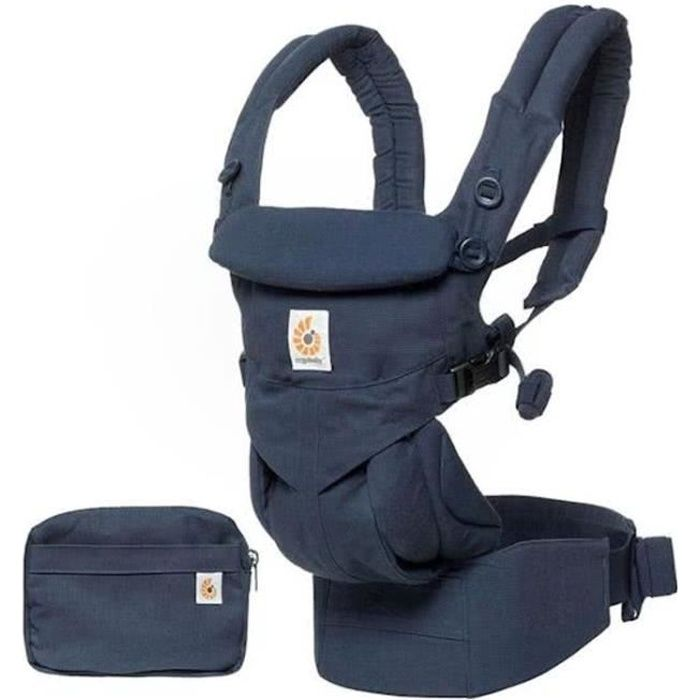 Photo de ergobaby-porte-bebe-4p-360-omni-midnight-blue