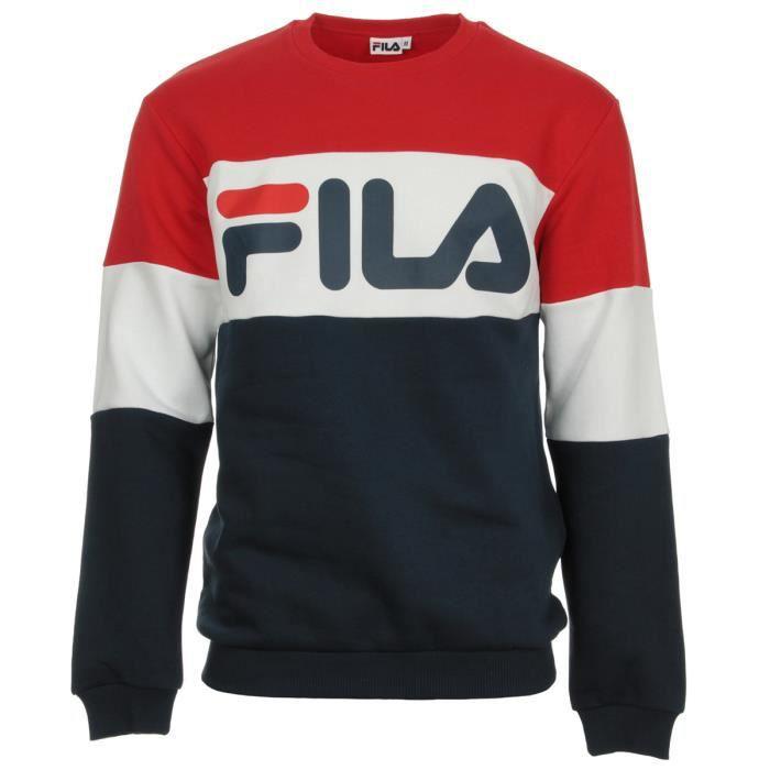 Fila Sweatshirts Mens BritishTown Yabancı Dil Kursu