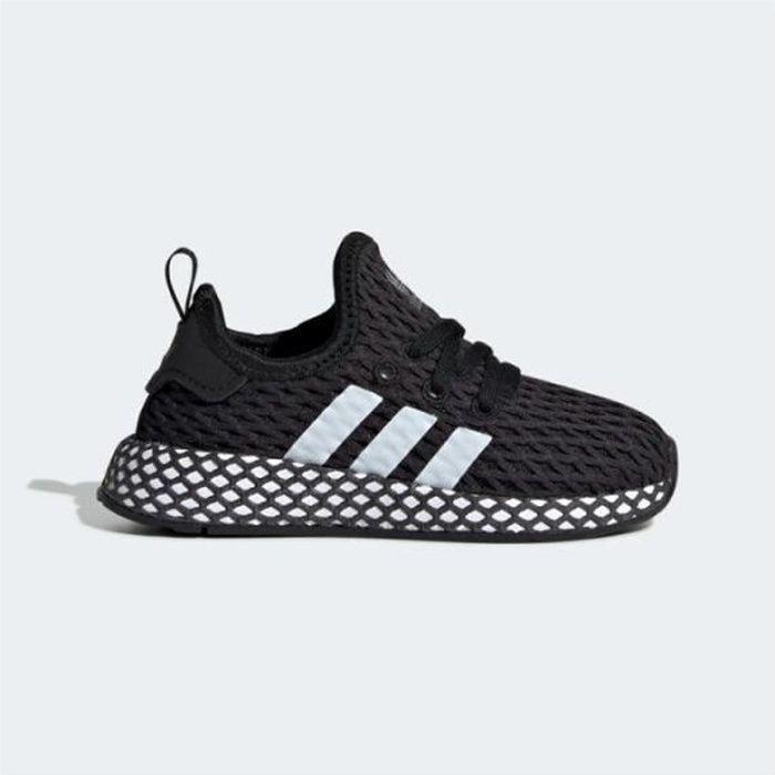 Baskets Adidas Deerupt Runner I Noir - Cdiscount Chaussures