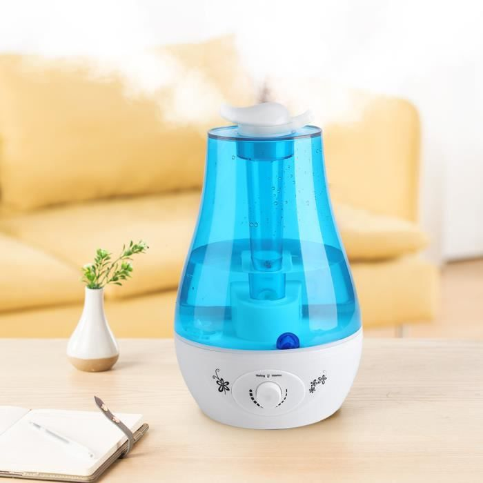 Humidificateur d air ultrason achat vente humidificateur d air ultrason pas cher cdiscount - Humidificateur d air pas cher ...