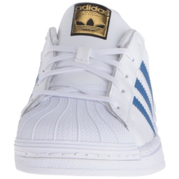 Adidas Originals Superstar Fondation El C Sneaker Kids FEEBX Taille-42 1-2