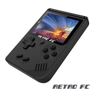 CONSOLE RÉTRO Mini console de jeu portable Retro RS-6A avec 168