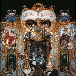 VINYLE POP ROCK - INDÉ MICHAEL JACKSON Dangerous - Remasterisé - 33 Tours
