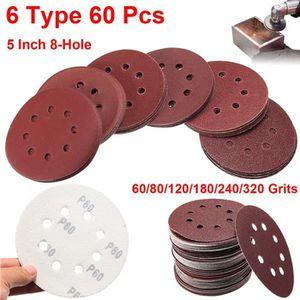 Velcro meules 150mm 6//9//8+1 trous 125 pièce