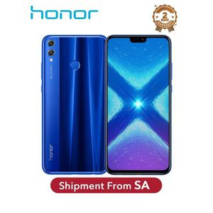 SMARTPHONE HONOR 8X Screen Fighter High Screen: 20 2 millions