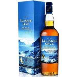 WHISKY BOURBON SCOTCH Scotch whisky écossais avec étuis 70cl Talisker