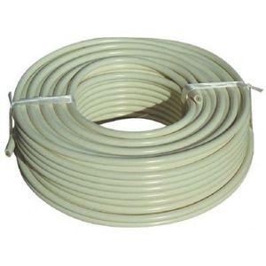 CLÔTURE ÉLECTRIQUE Câble haute tension 20000 volts rouleau de 50 mètr