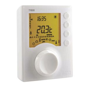 THERMOSTAT D'AMBIANCE Thermostat DELTA DORE - Thermostat TYBOX 217 à …