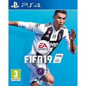 JEU PS4 FIFA 19 Jeu PS4 (Import - 100% jouable en français