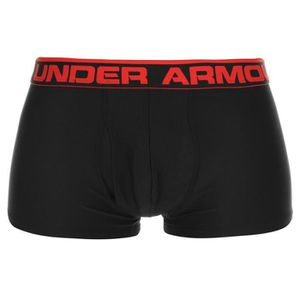 BOXER - SHORTY Under Armour 3 Inch Boxer Hommes