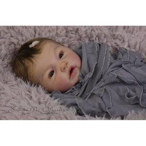 POUPÉE Poupée bébé réaliste en kit