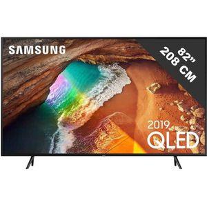 Téléviseur LED TELE LED + DE 65 POUCES SAMSUNG QE 82 Q 60 R