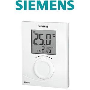 Thermostat d'ambiance digital avec écran lcd rdh100 Siemens