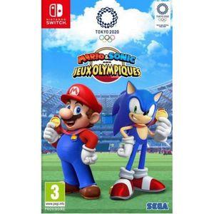 JEU NINTENDO SWITCH Jeu Nintendo Switch Mario & Sonic aux Jeux Olympiq