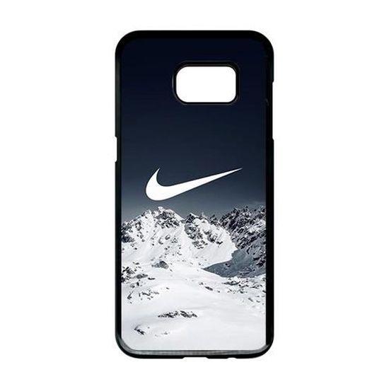 Coque Samsung Galaxy S7 Edge Nike ski Logo - Cdiscount Téléphonie