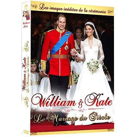dvd film dvd william et kate le mariage du sicle - Films Mariage
