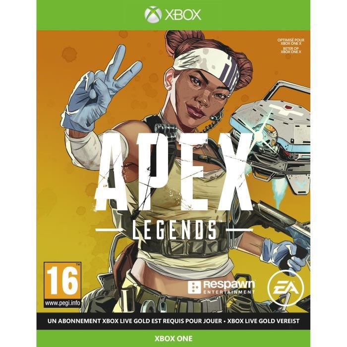 Apex Legends Edition Lifeline Jeu Xbox One