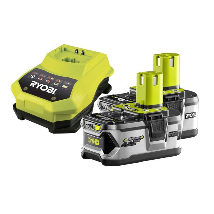 chargeur batterie ryobi