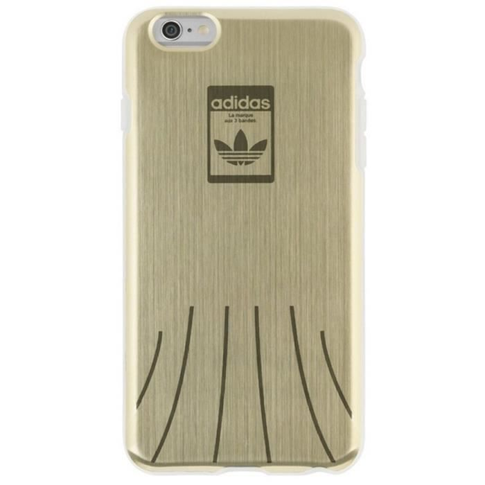 ADIDAS Coque Originals1969 Hard Superstar - Iphone 6 Plus / 6s Plus - Or